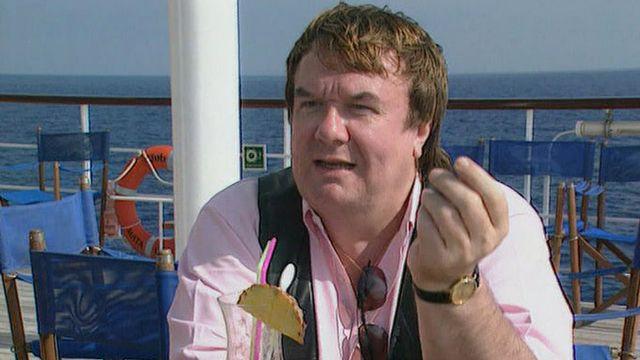 En bateau avec Alain [RTS]