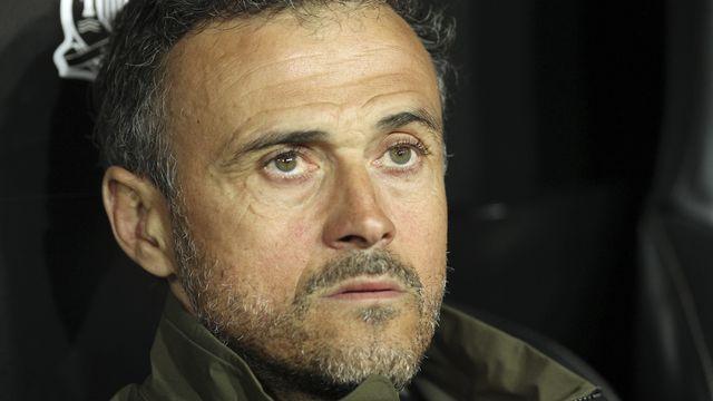 """Foot: Luis Enrique délaisse le banc de la """"Roja"""" pour raisons familiales"""