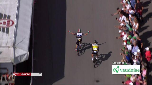 Münchenstein - Einsiedeln (SUI), 5e étape: deuxième victoire au sprint pour Viviani (ITA) [RTS]