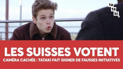 Les Suisses votent