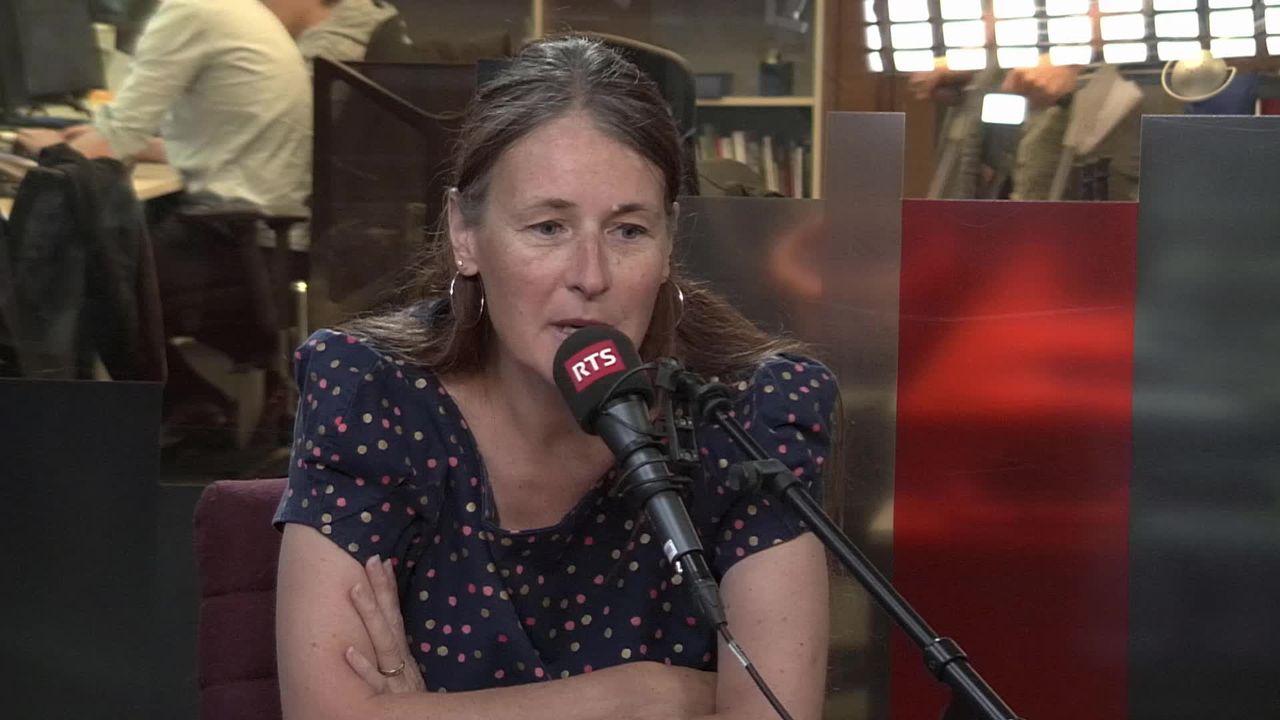 Le National rejette les initiatives populaires sur l'interdiction des pesticides: Interview de Nathalie Chèvre (vidéo) [RTS]