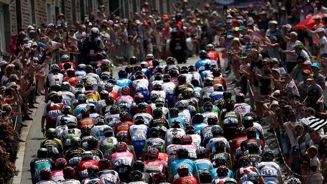 Tour de France 2019 [Yoan Valat - EPA/£Keystone]