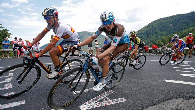 Tour de France 2018. [Stéphane Mahé - Reuters]