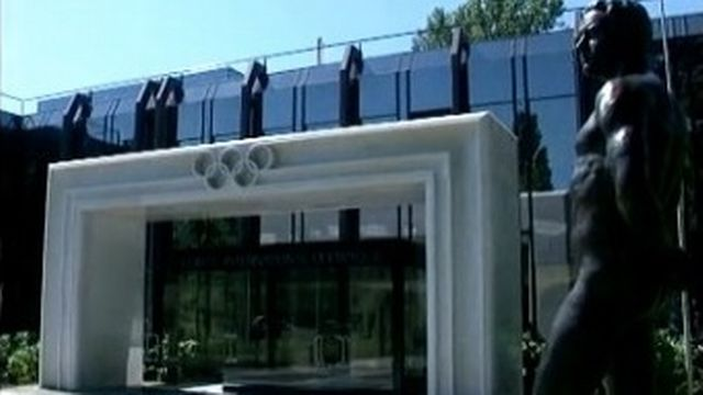 Siège du Comité International Olympique [RTS]