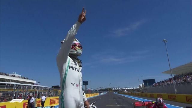 GP de France (#8), Q3: Hamilton (GBR) devant Bottas (FIN) et Leclerc (MON) [RTS]