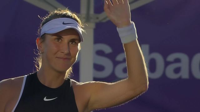 WTA Majorque: 1-2, Bencic (SUI) - Kerber (ALL)  (2-6 7-6 (7-2) 6-4): la Suissesse se hisse en finale! [RTS]
