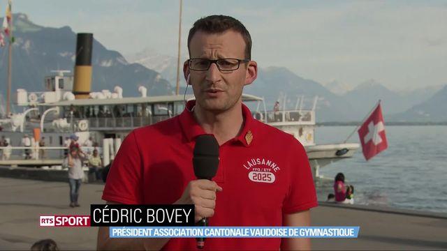 Gymnastique: 7e Fête Fédérale de Gym à Aarau [RTS]