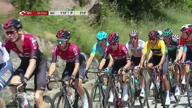 Tour de Suisse: victoire du Colombien Egan Bernal [RTS]