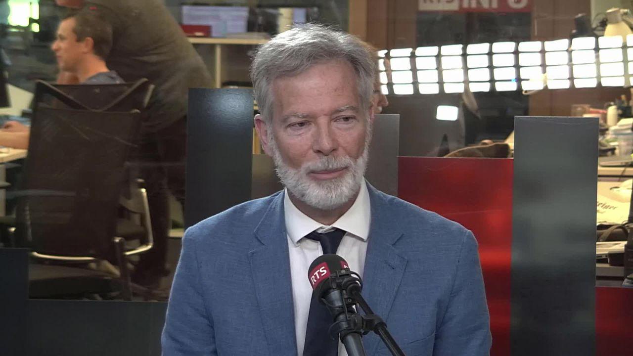 """""""Il faut geler la hausse des primes d'assurance maladie pour 2020"""": Interview de Philippe Eggimann (vidéo) [RTS]"""
