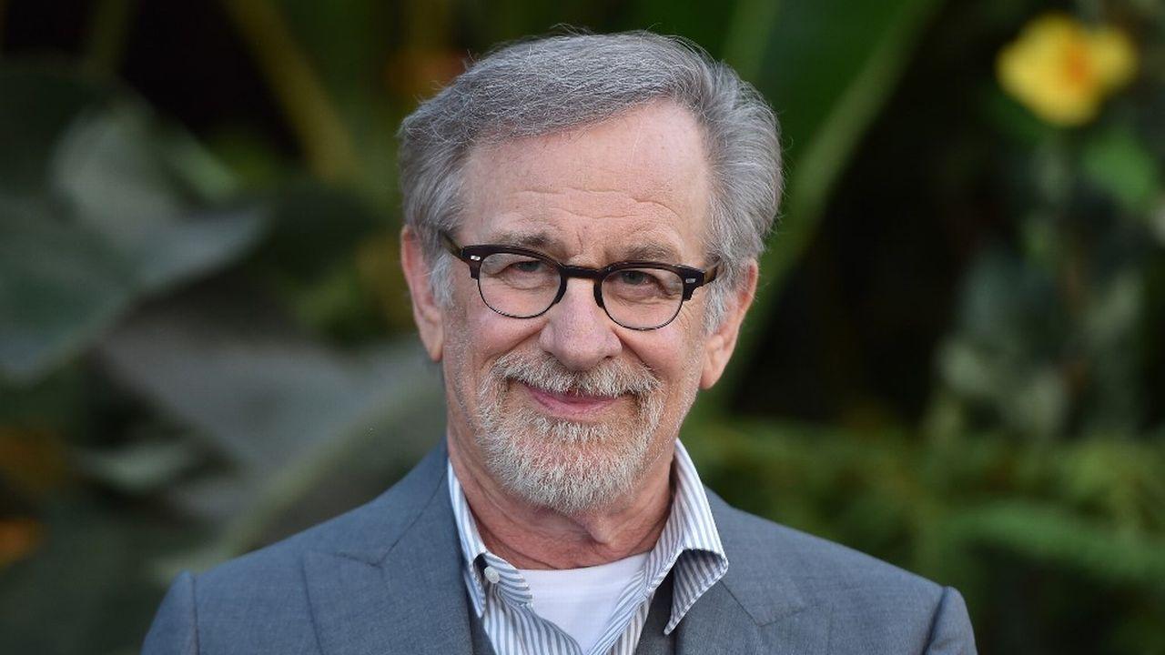 Steven Spielberg prépare une série d'horreur destinée à la future plateforme de streaming Quibi. [Robyn Beck - AFP]