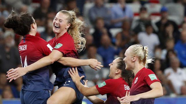 Norvège Coupe du monde féminine 2019