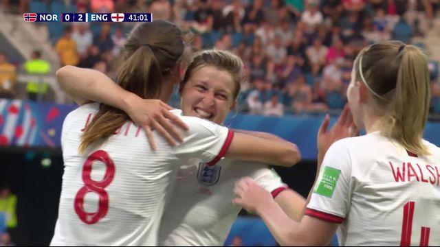 1-4, Norvège - Angleterre (0-3): les meilleurs moments du match [RTS]