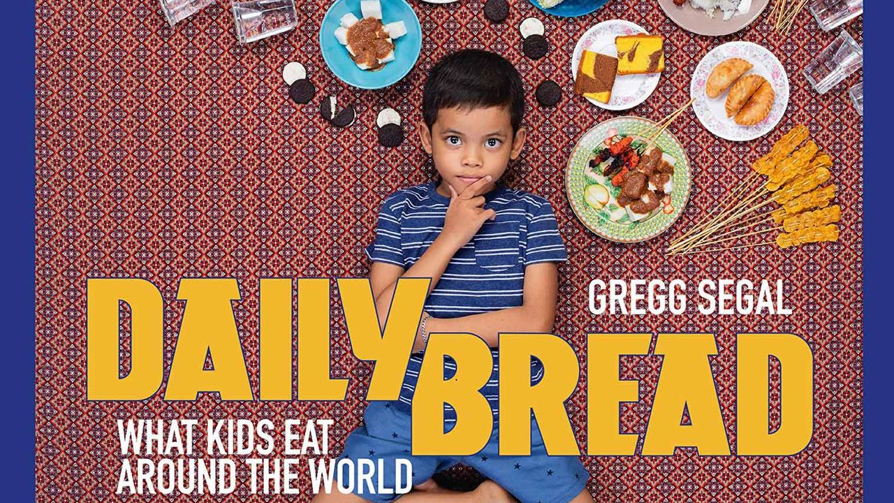"La couverture du livre ""Daily Bread"" de Gregg Segal. [powerHouse Books]"