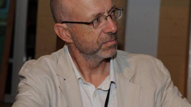"""Baudouin Dupret, directeur de recherche au laboratoire """"Les Afriques dans le monde """" (CNRS) et auteur de """"La charia, des sources à la pratique. Un concept pluriel"""", la Découverte, 2014. [Conseil de la communauté marocaine à l'étranger]"""