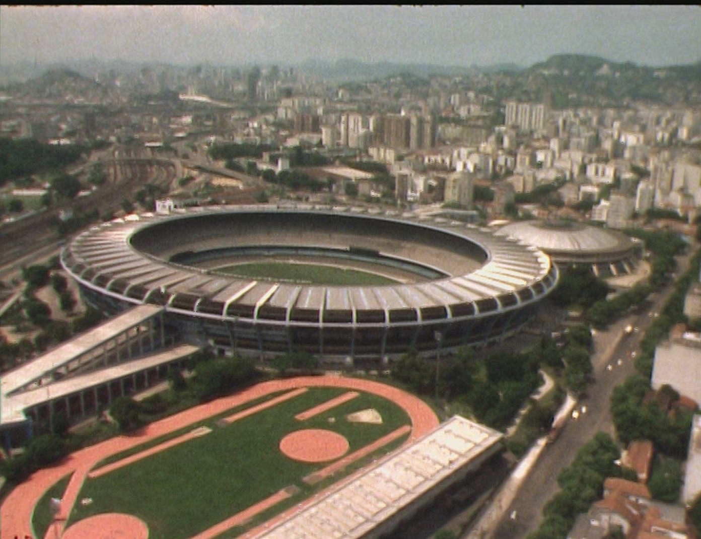 Le Maracana, un superstade