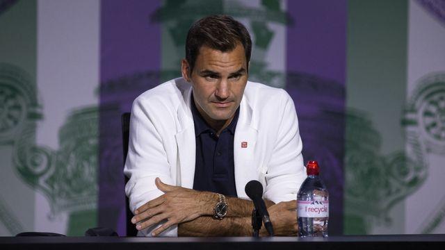 Roger Federer fait partie des principaux favoris du tableau. [Peter Klaunzer - Keystone]