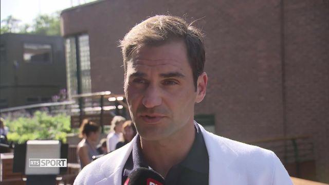 Tennis: Wimbledon, une 9e victoire pour Federer? [RTS]