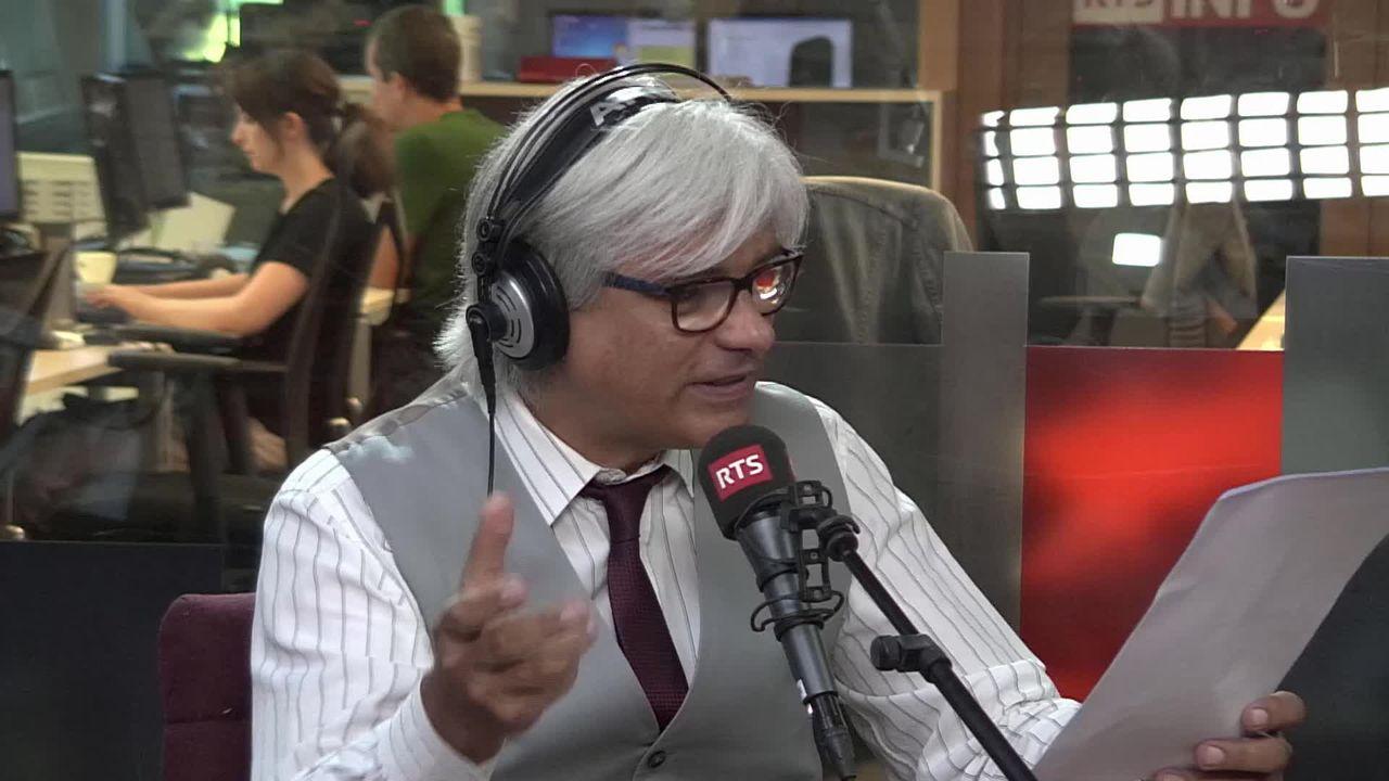 Le sort incertain du procureur de la Confédération Michael Lauber (vidéo) [RTS]