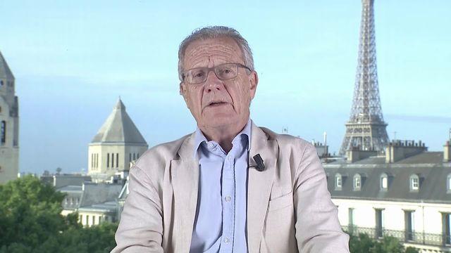 L'invité de La Matinale (vidéo) - Robert Frank, historien et professeur émérite à la sorbonne à Paris, spécialiste de l'Europe [RTS]