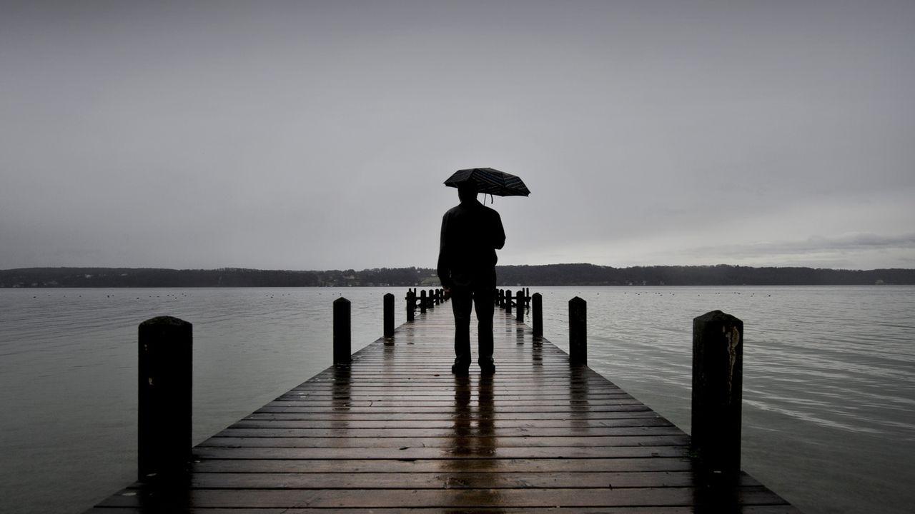 En Suisse, 6% de la population souffre de dépression. [Victoria Bonn-Meuser - keystone]