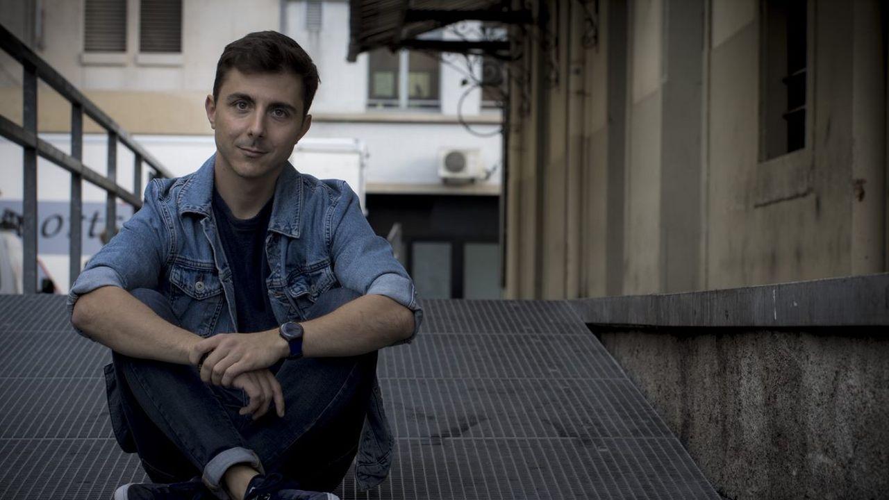 L'auteur Bruno Pellegrino. Romain Guélat Editions Zoé [Romain Guélat - Editions Zoé]