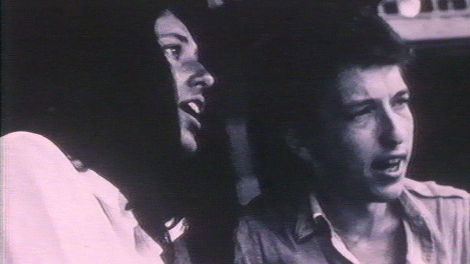 Joan Baez chante Dylan [RTS]
