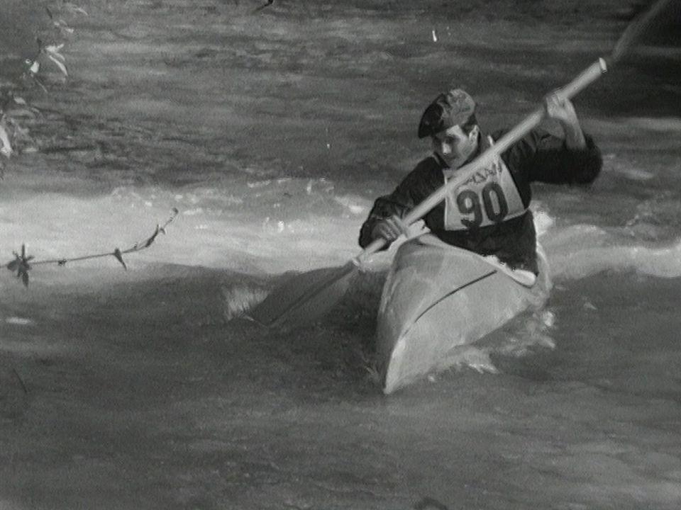 Une armada de kayaks [RTS]