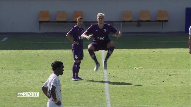 USA - Pays-Bas, Finale : Servette FC - Lausanne-Sport [RTS]