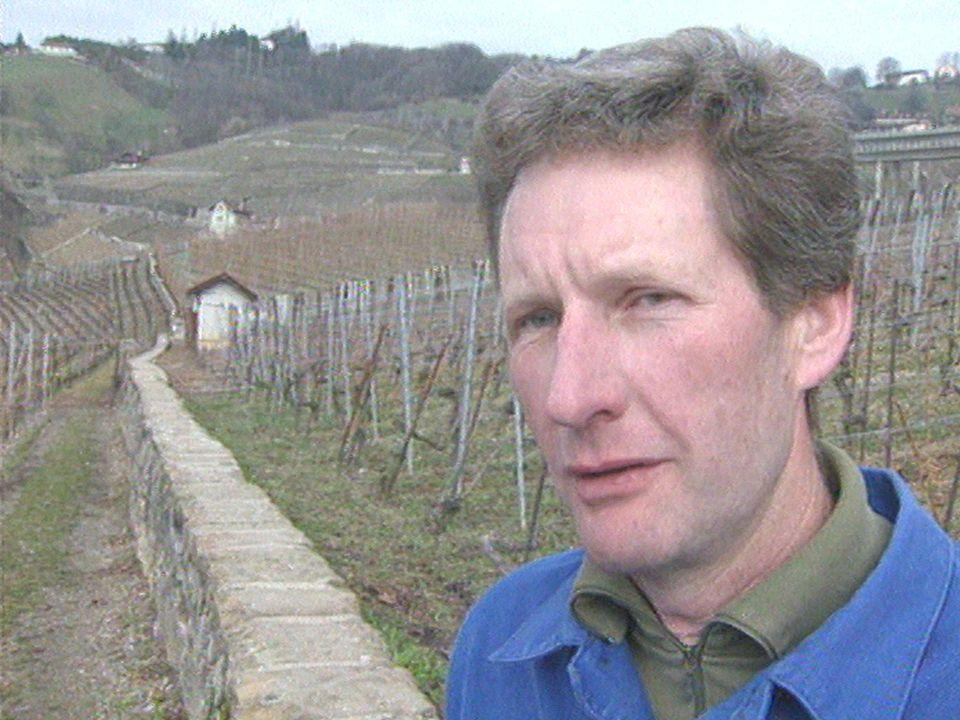 La mue de la vigne [RTS]