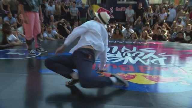 Dance Your Style: 1-4 de finale [RTS]