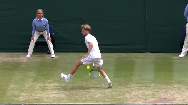 Le point du jour: le double tweener entre Goffin et Djokovic! [RTS]