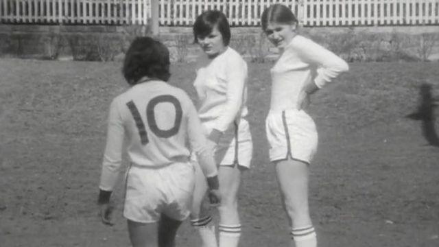 Football feminin [RTS]