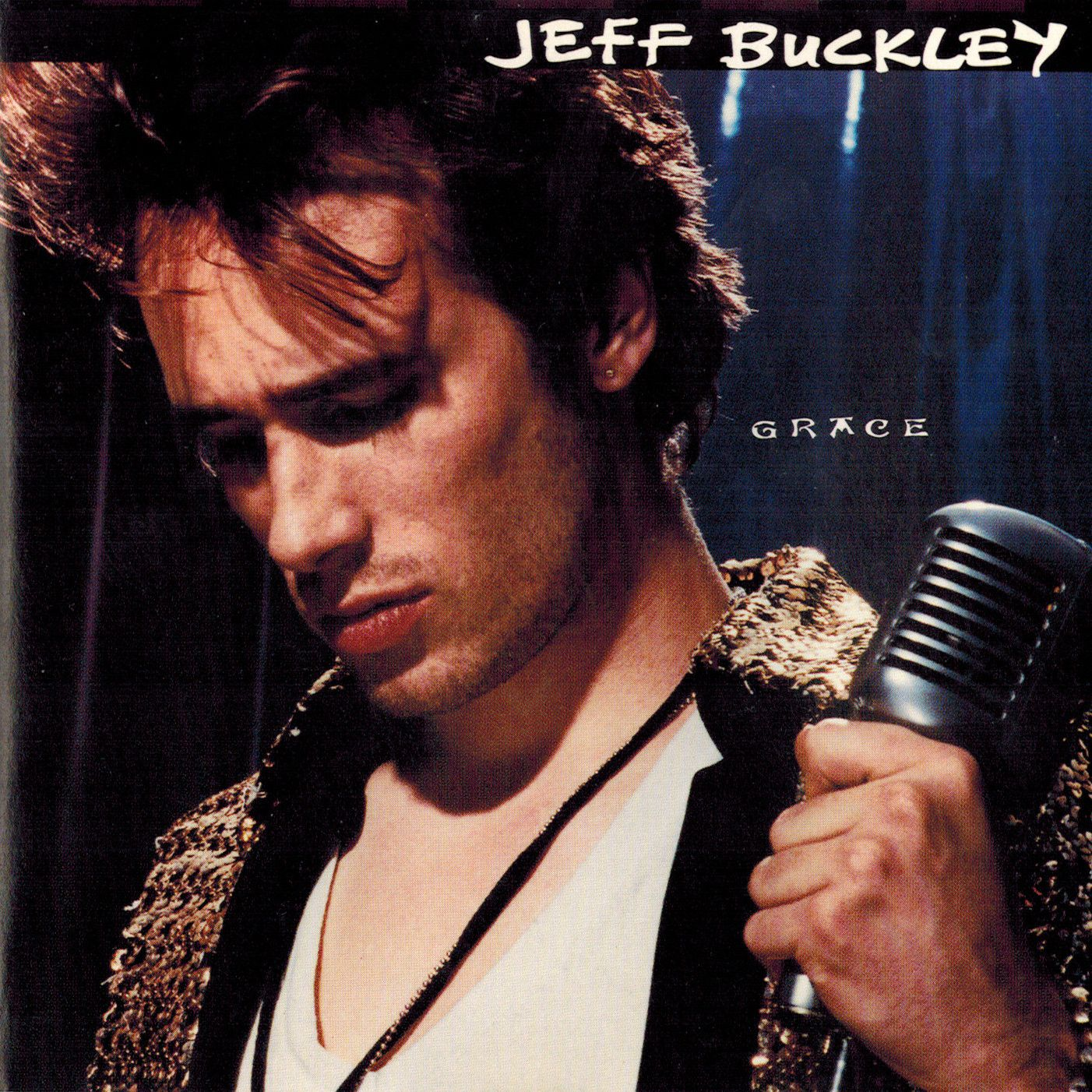 "La pochette de l'album ""Grace"" de Jeff buckley."
