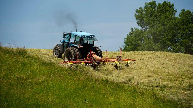 Le monde agricole doit s'adapter aux changements climatiques. [Sigi Tischler - Keystone]