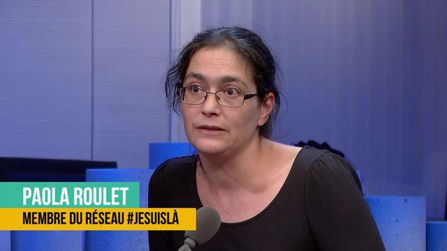 L'invitée - Paola Roulet, membre d'un réseau international de lutte contre les propos haineux sur Facebook [RTS]