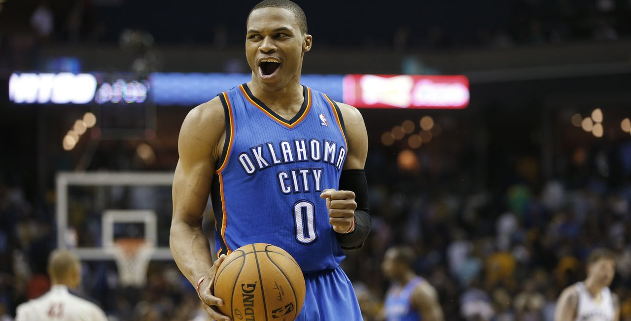 Avec Westbrook, Houston affiche clairement ses ambitions. [Mark Humphrey - Keystone]