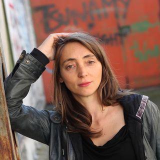 La scénariste Julie Gilbert. [Patrick Fabre - Light]