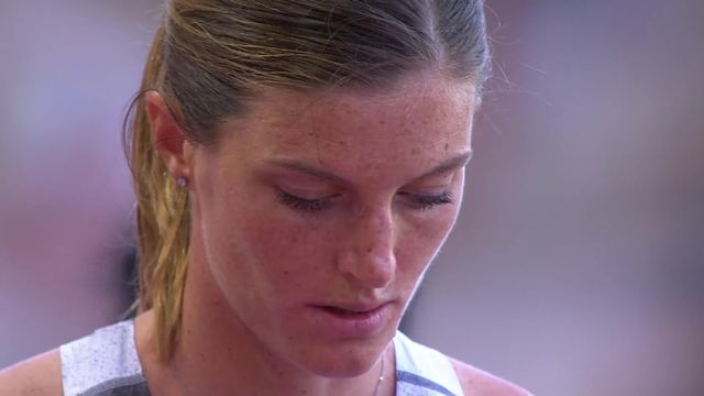 Monaco (MCO), 400m haies: Léa Sprunger (SUI) 6ème, McLaughlin (USA) s'impose [RTS]