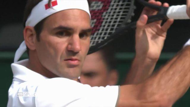 Wimbledon: Federer ou Djokovic, qui sortira vainqueur? [RTS]