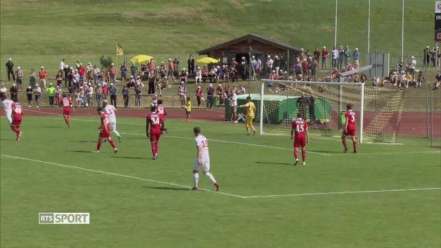 Super League: Sion et Xamax se préparent pour la reprise [RTS]