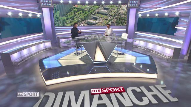 Sport Dimanche - 14.07.2019 [RTS]