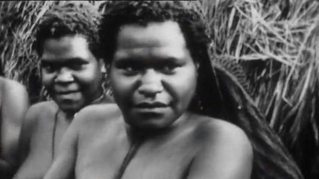 La Papouasie Nouvelle-Guinée au début des années 1960. [RTS]