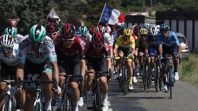 Tour de France 21ème étape: Rambouillet - Paris Champs-Élysées [GUILLAUME HORCAJUELO - Keystone]