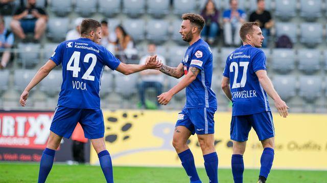 FC Lucerne 2019