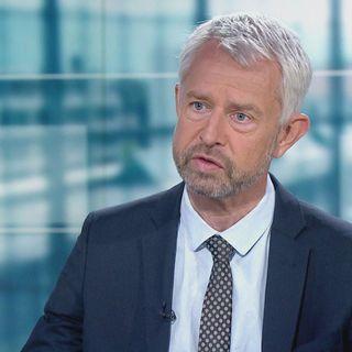 Nicolas Bideau, directeur de Présence suisse. [RTS]