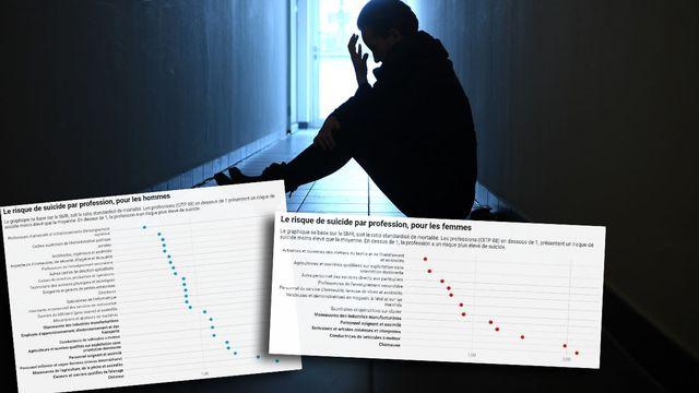 En Suisse, on recense en moyenne 1000 suicides par an. [Roland Schlager - APA/Keystone]
