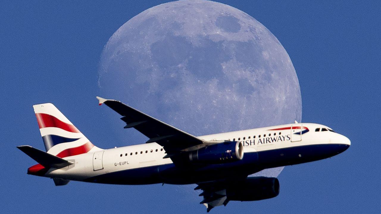 Le 20 juillet 2019, British Airways annonce suspendre ses vols vers le Caire en invoquant la sécurité. [Michael Probst - Keystone/ap photo]