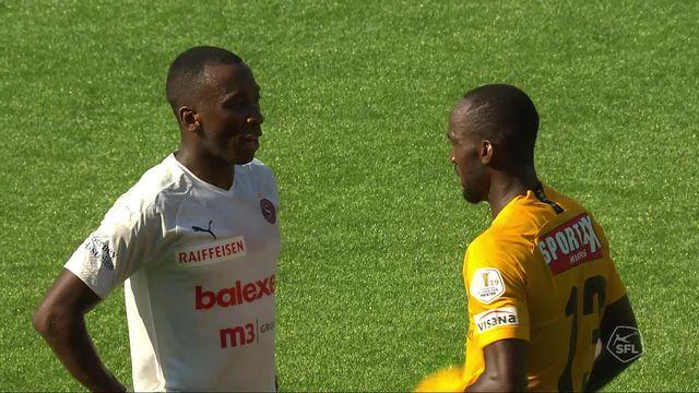 1re journée, Young Boys - Servette FC 1-1: les meilleurs moments de la rencontre [RTS]