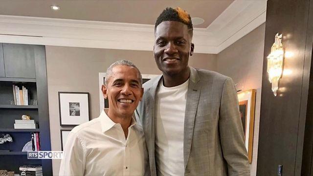 Basketball: Retour sur la carrière de Clint Capela [RTS]