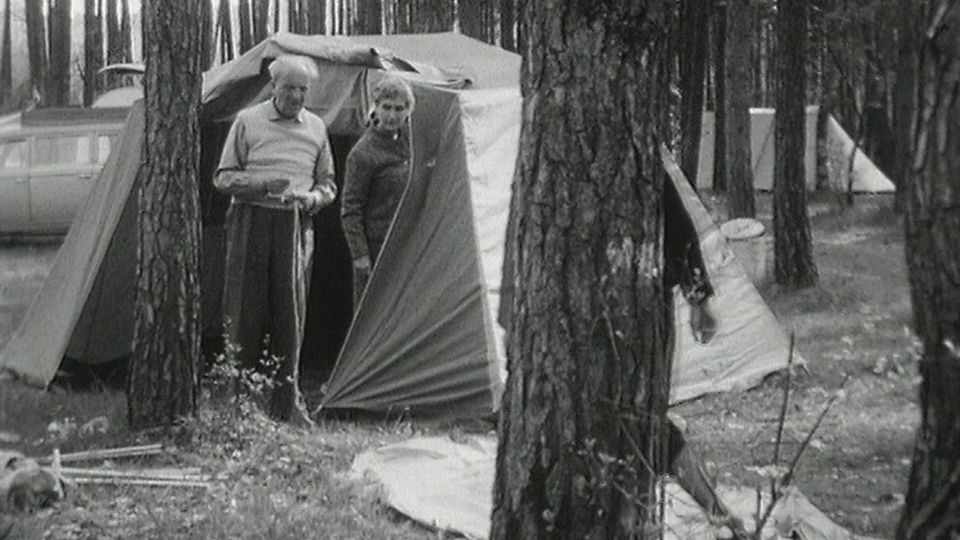 Le camping d'Yvonand [RTS]